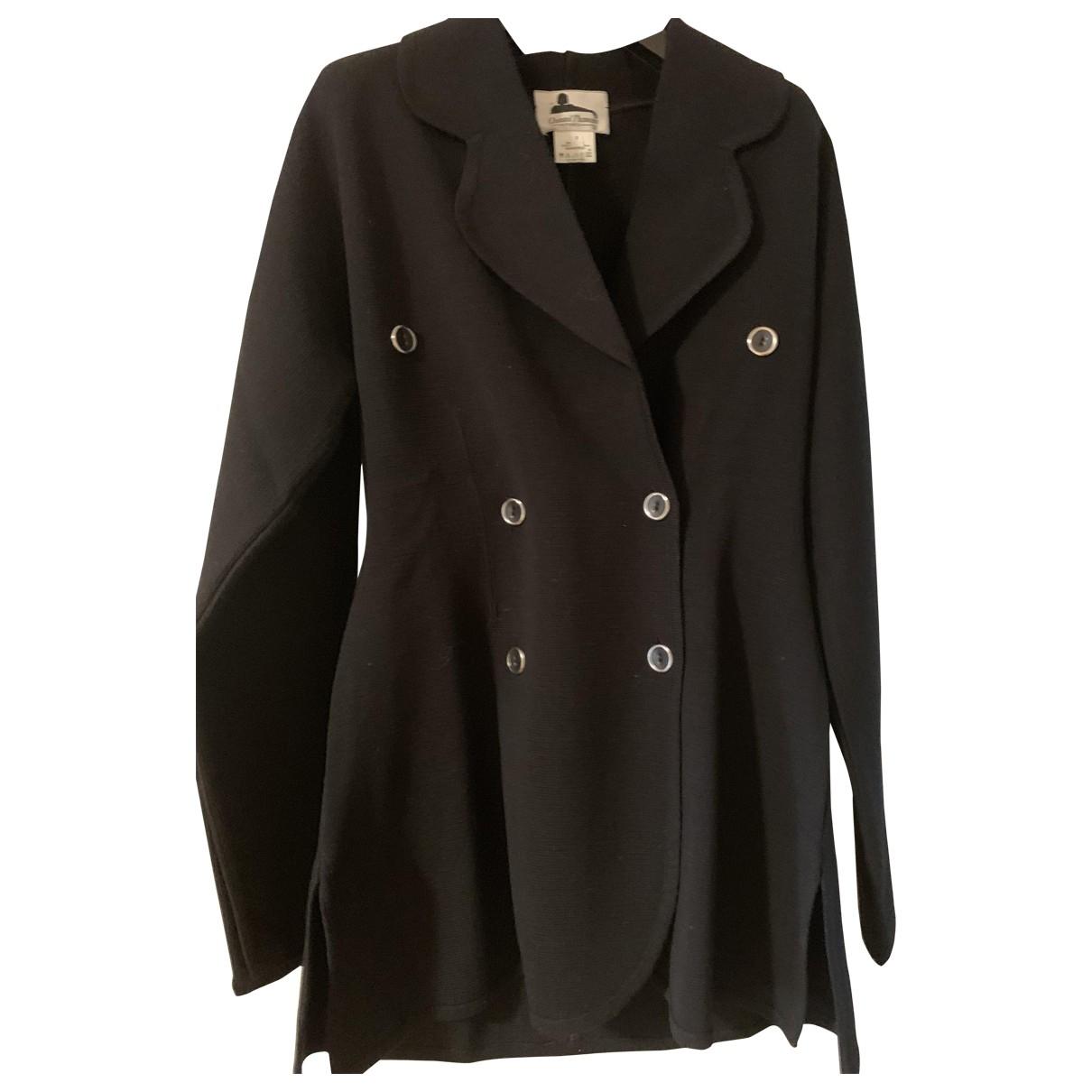 Chantal Thomass - Veste   pour femme en laine - noir