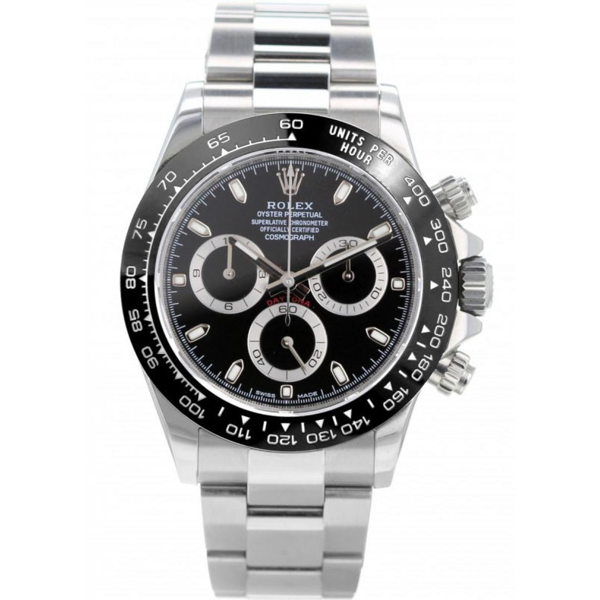 Rolex Daytona Khaki Steel watch for Men \N