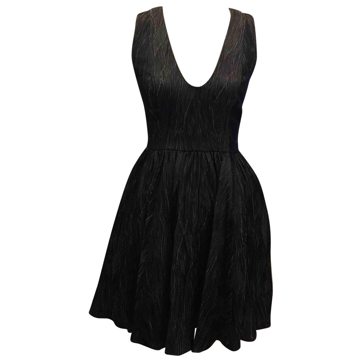 Emporio Armani \N Silver dress for Women 36 FR