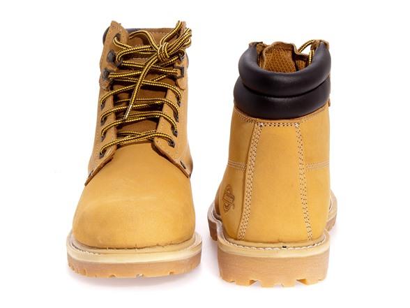 Dickies 6 In Raider Steel Toe Work Boots