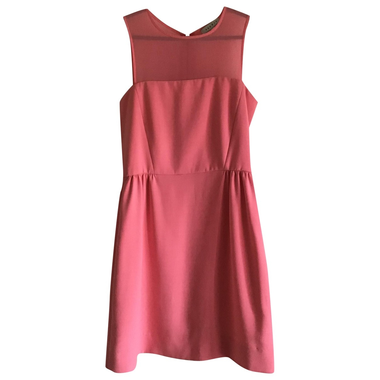 Sandro \N Pink dress for Women 38 FR