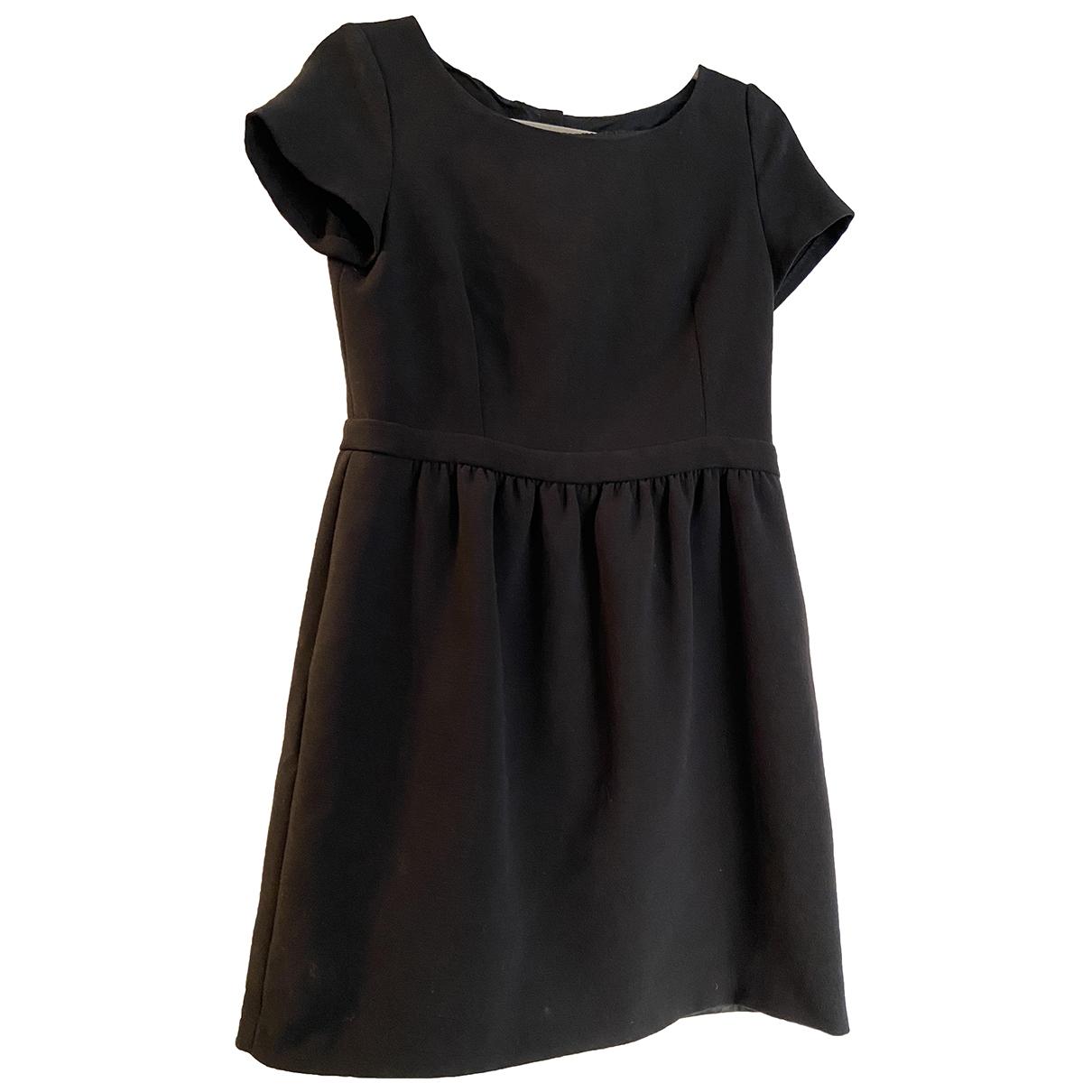 Ba&sh - Robe   pour femme en coton - noir