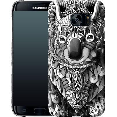 Samsung Galaxy S7 Edge Smartphone Huelle - Koala von BIOWORKZ