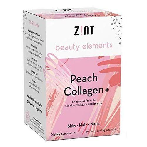 Peach + Collagen Powder 30 Count by Zint