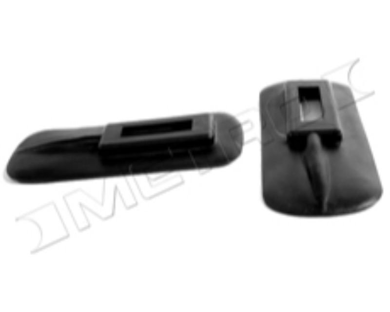 Metro Moulded BG 76 Bumper Arm Grommet Chevrolet Ruck 1941-1946 Front Commercial And Utility Pair