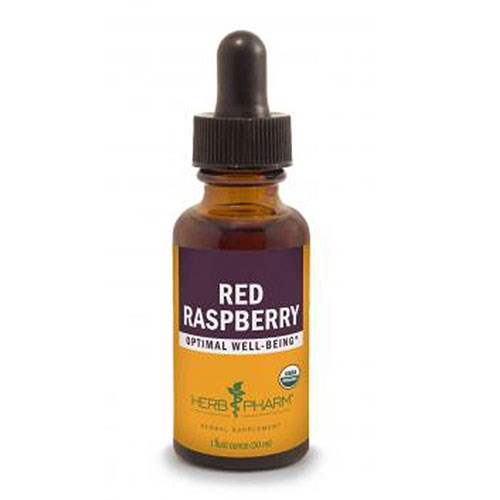 Red Raspberry Extract 4 Oz by Herb Pharm