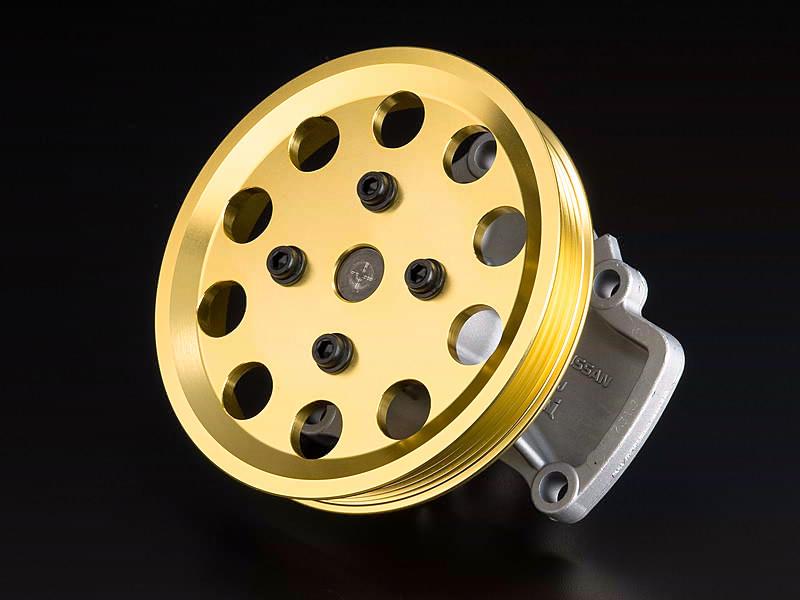 JUN 2016M-N001R Water Pump For Electric Fan Nissan SR20DET(R)PS13