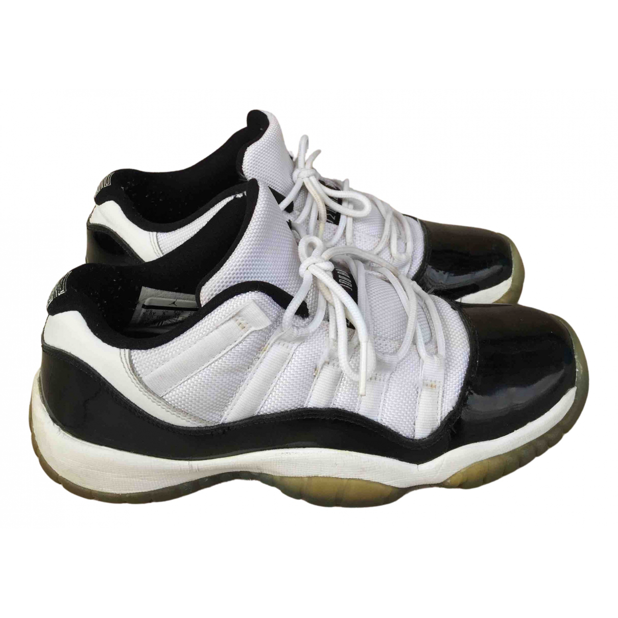 Jordan Air Jordan 11 White Cloth Trainers for Women 38 EU