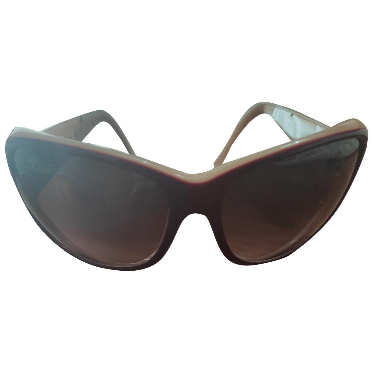 Just Cavalli \N Burgundy Sunglasses for Women \N