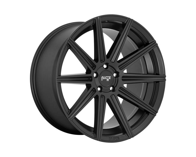 Niche M242 Tifosi Wheel 20x9 5X115 18mm Matte Black