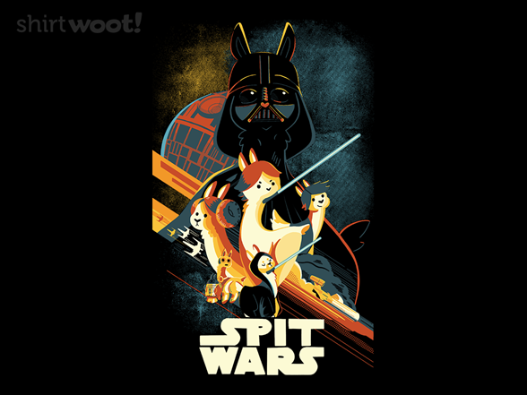 Spit Wars T Shirt
