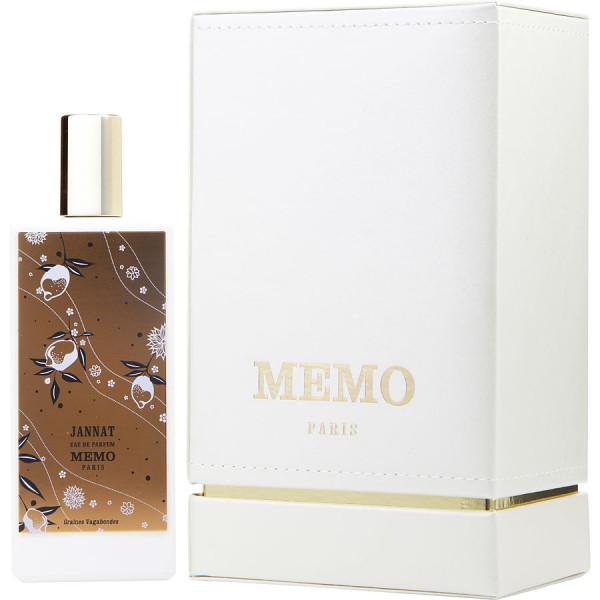 Jannat - Memo Paris Eau de parfum 75 ml