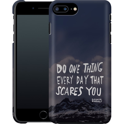 Apple iPhone 7 Plus Smartphone Huelle - Scares You von Leah Flores
