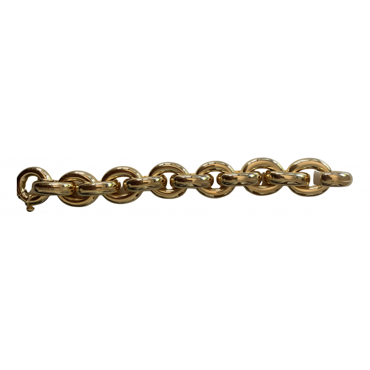 Aristocrazy - Bracelet   pour femme en plaque or - dore