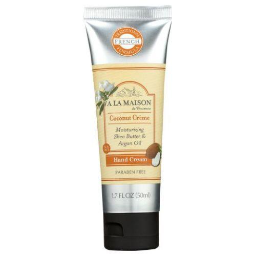 Hand Cream Coconut 1.7 Oz by A La Maison