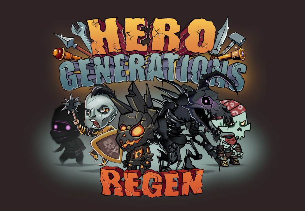 Hero Generations: ReGen Steam CD Key