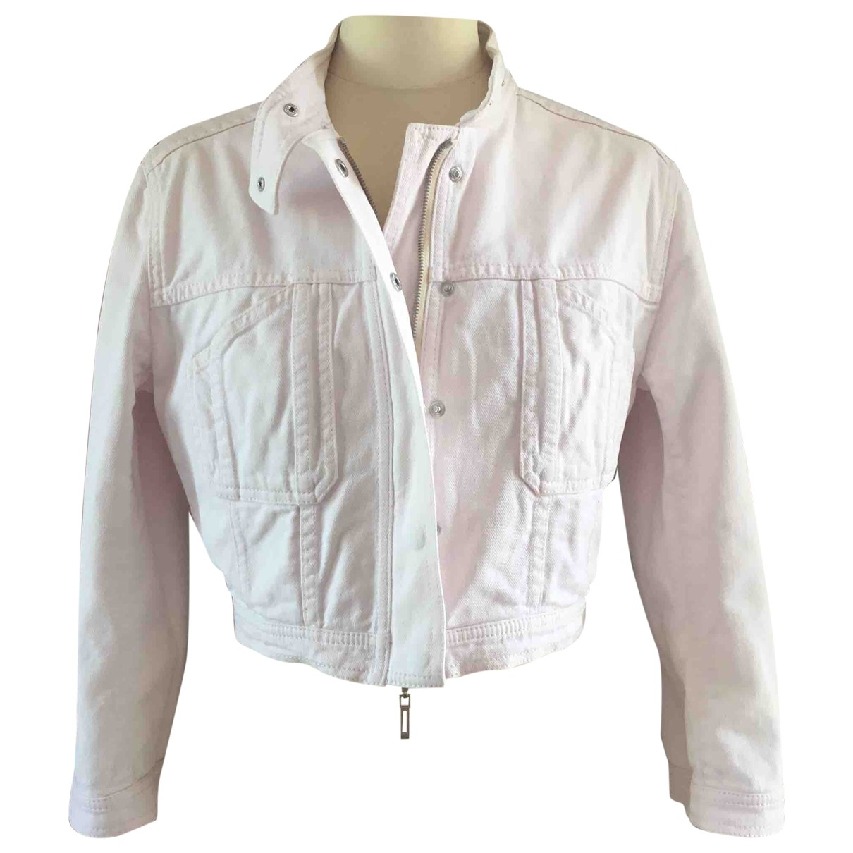 Dior \N Denim - Jeans jacket for Women 38 FR