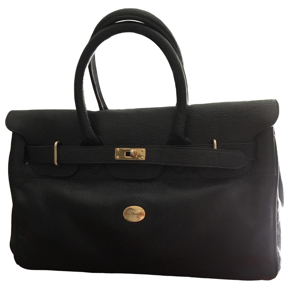 Mac Douglas \N Brown Leather handbag for Women \N