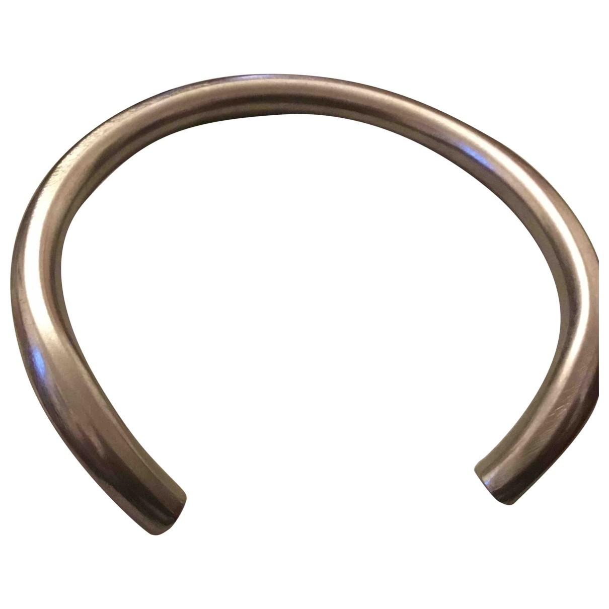 Marni - Collier   pour femme en metal - argente