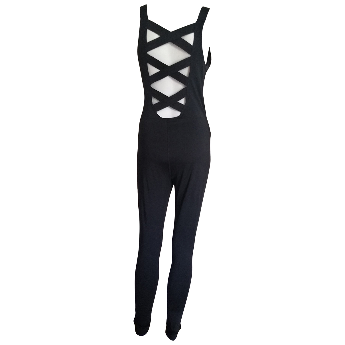 Puma \N Black jumpsuit for Women 40 FR
