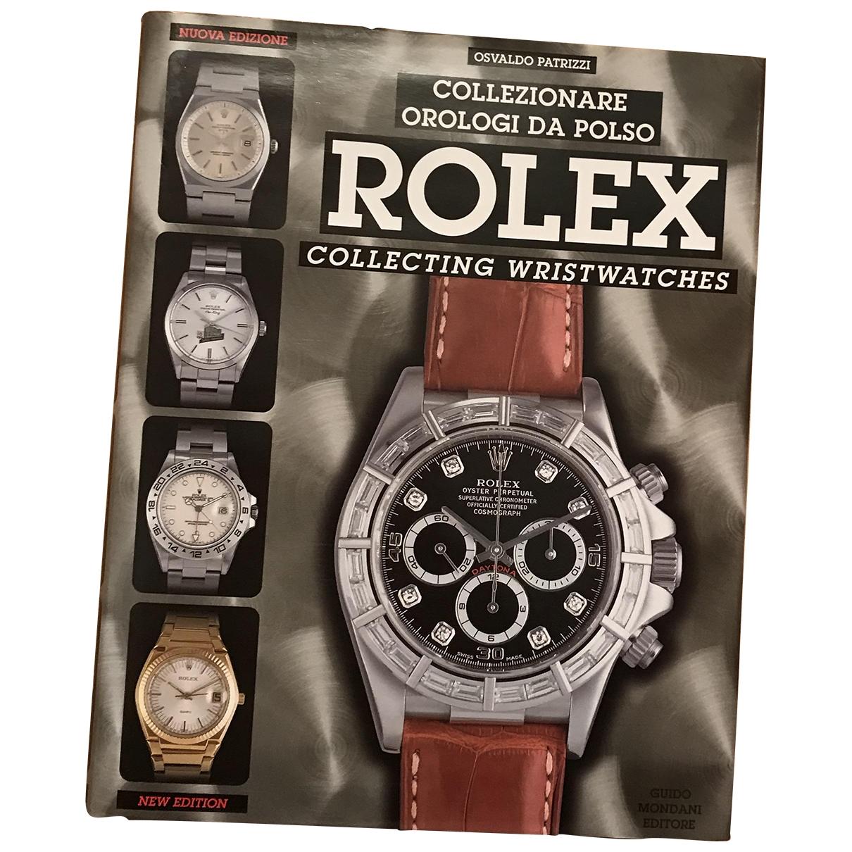 Rolex - Mode   pour lifestyle en bois - gris
