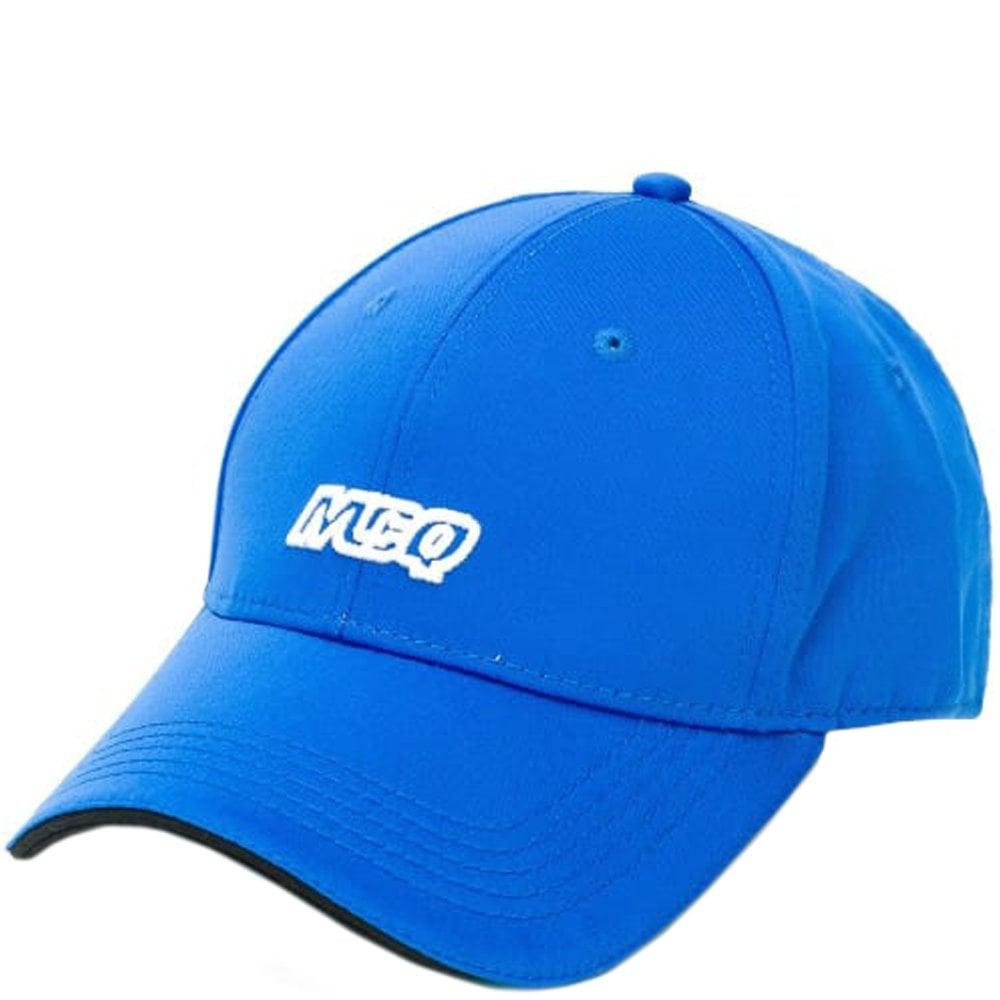 McQ Alexander McQueen Classic Logo Cap Blue Colour: BLUE, Size: ONE SIZE