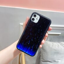 Meteor Print iPhone Case