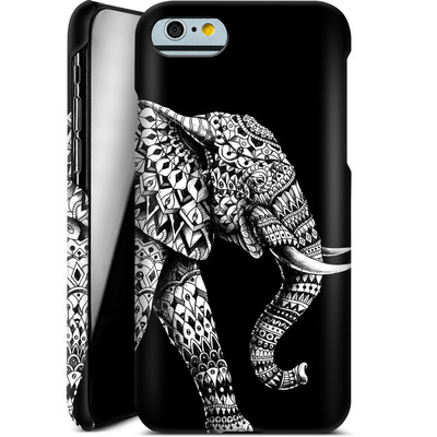 Apple iPhone 6 Smartphone Huelle - Ornate Elephant 3.0 von BIOWORKZ