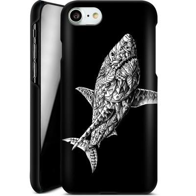 Apple iPhone 8 Smartphone Huelle - Great White von BIOWORKZ