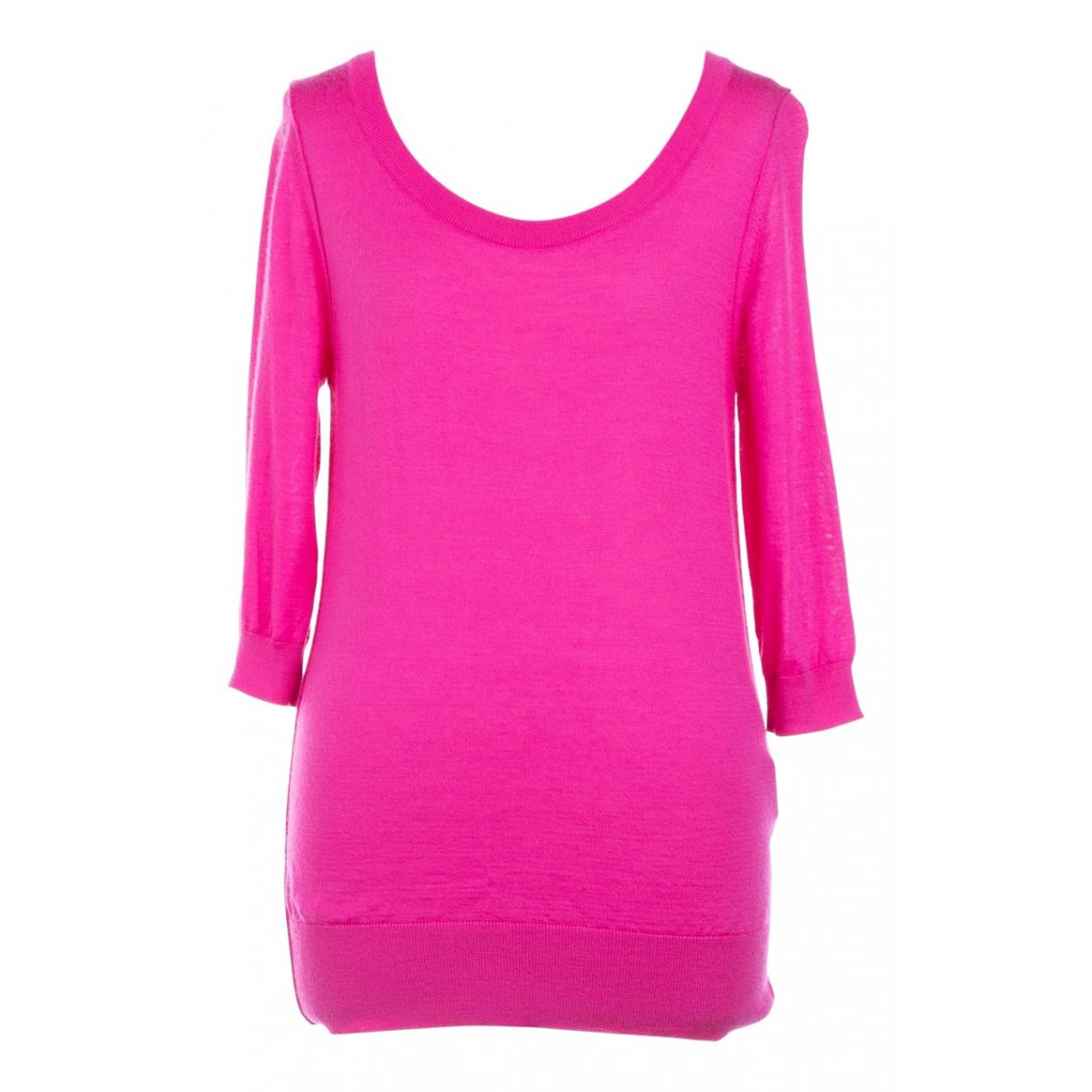 Dolce & Gabbana \N Pink Cashmere Knitwear for Women 38 IT