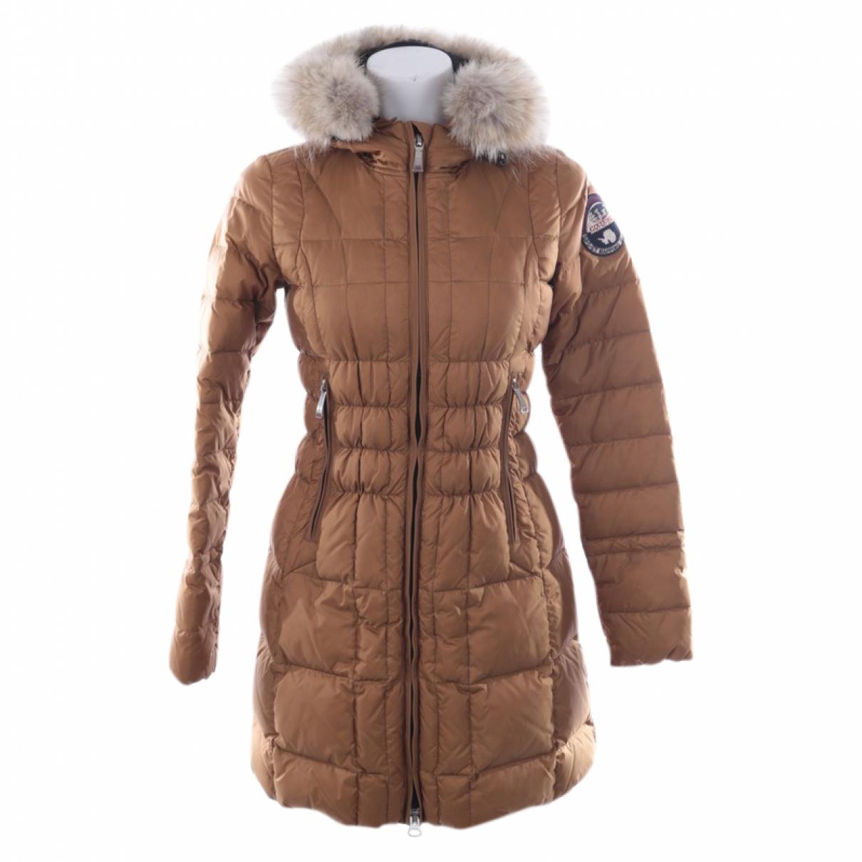 Napapijri \N Brown jacket for Women XS International