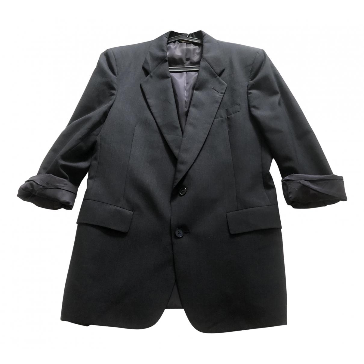 Dior - Costumes   pour homme en laine - marine