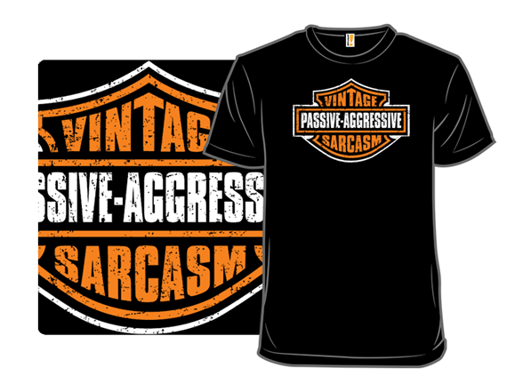 My Sarcasm Is Vintage T Shirt