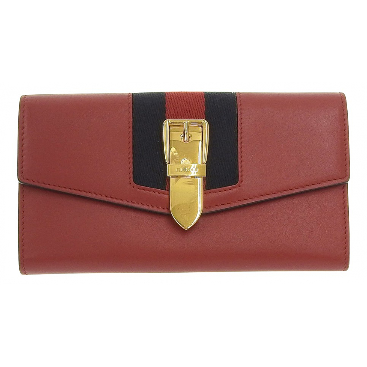 Gucci N Multicolour Leather wallet for Women N