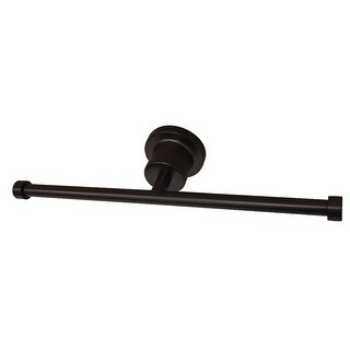 Kingston Brass BAH8218 Concord Wall Mounted Euro Toilet Paper Holder (Oil Rubbed Bronze)