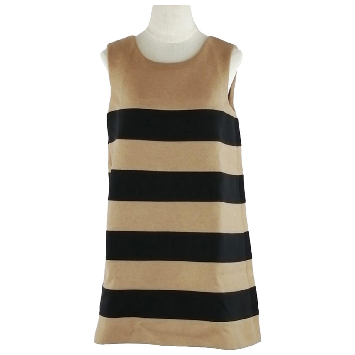 Stella Mccartney \N Kleid in  Bunt Wolle