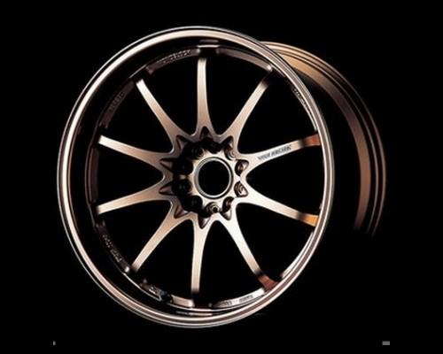 Volk Racing WV2AC18EA CE28N 10-Spoke Wheel 18x10.5 5x114.3 18mm Bronze