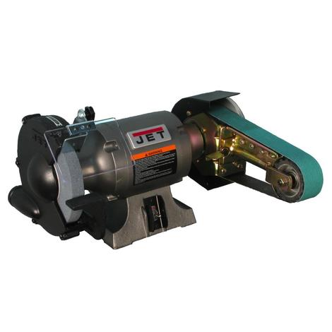 Jet 8 in. Bench Grinder with Multi Tool Attachment