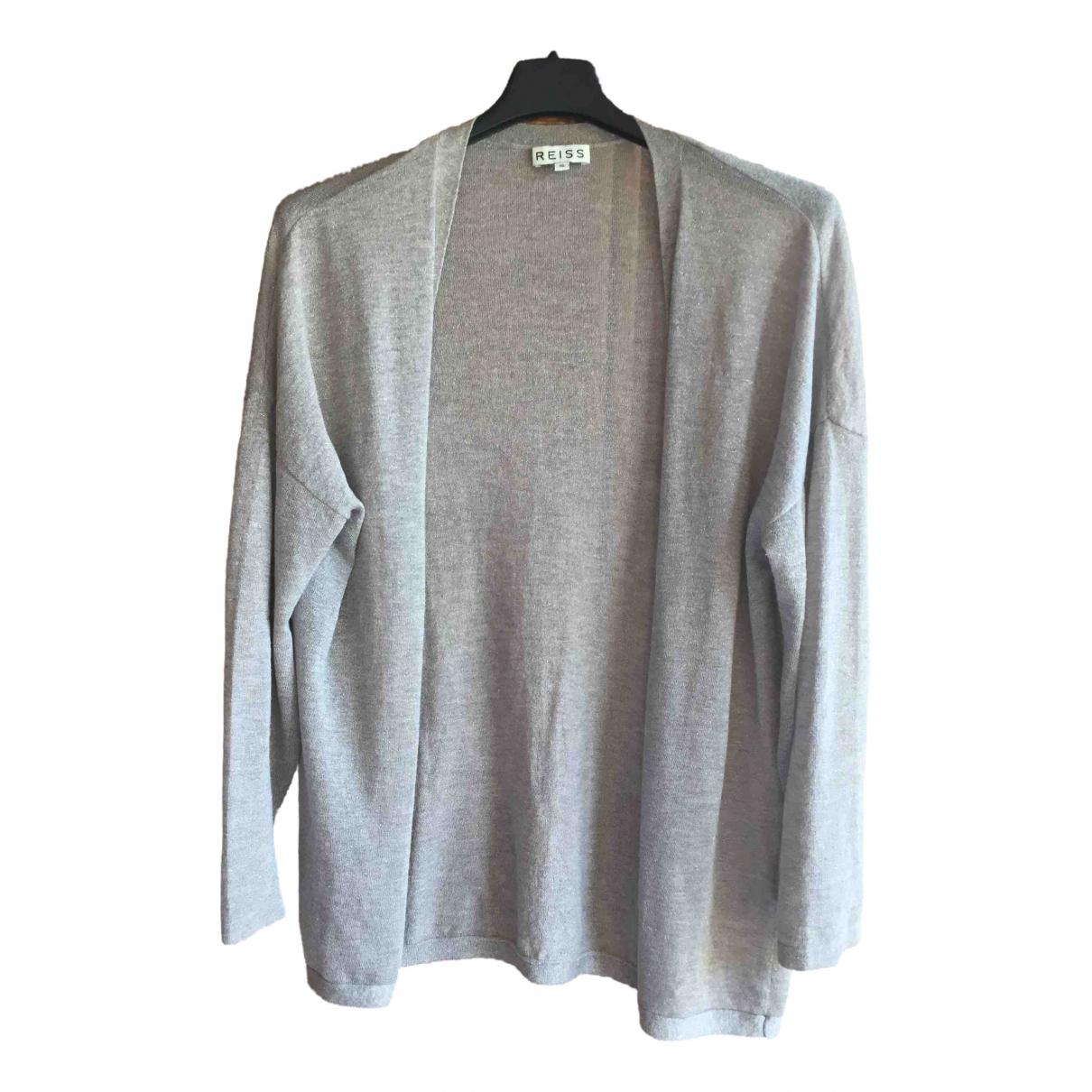 Reiss \N Metallic Knitwear for Women XS International