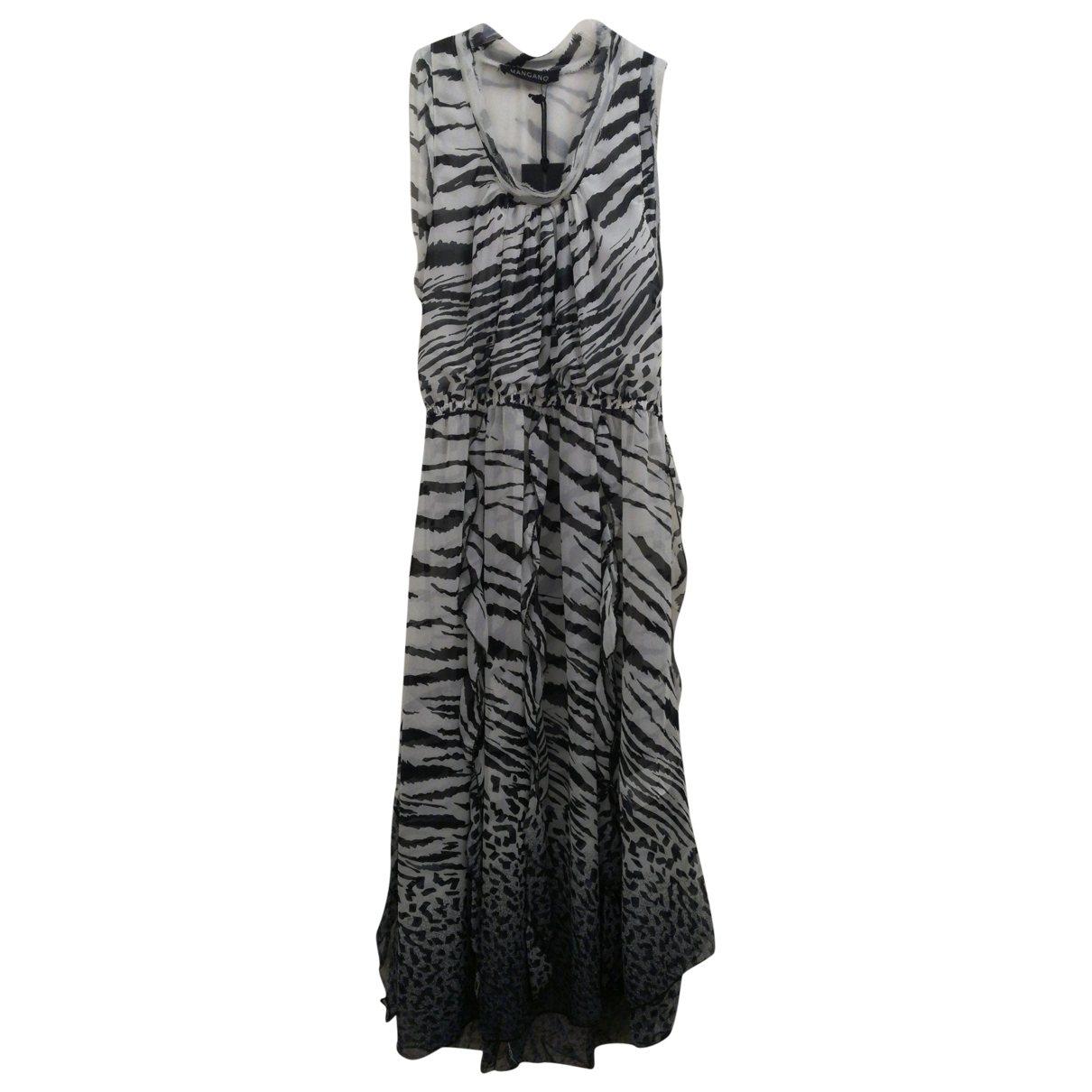 Mangano \N Black dress for Women L International