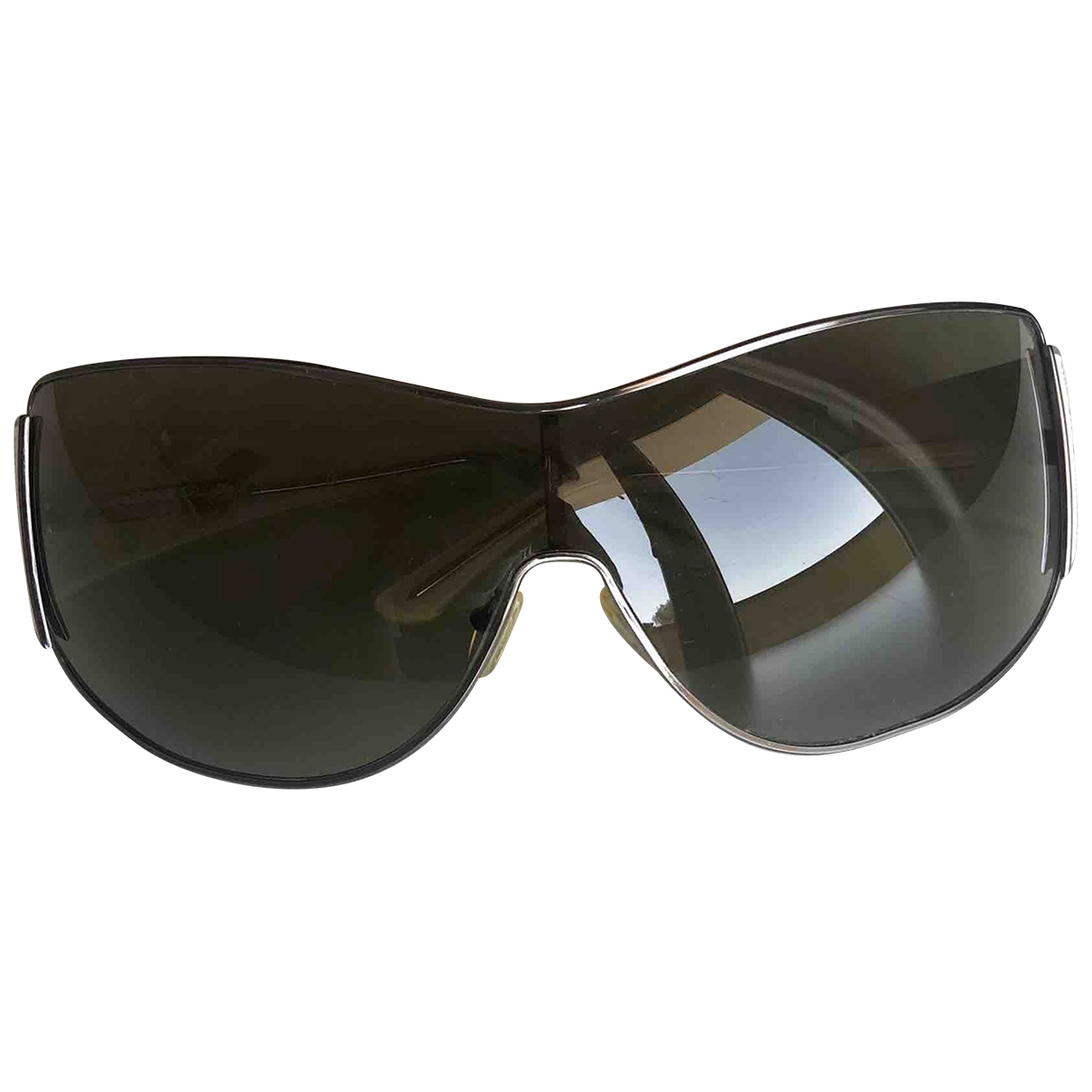 Alessandro Dell'acqua \N Black Sunglasses for Women \N