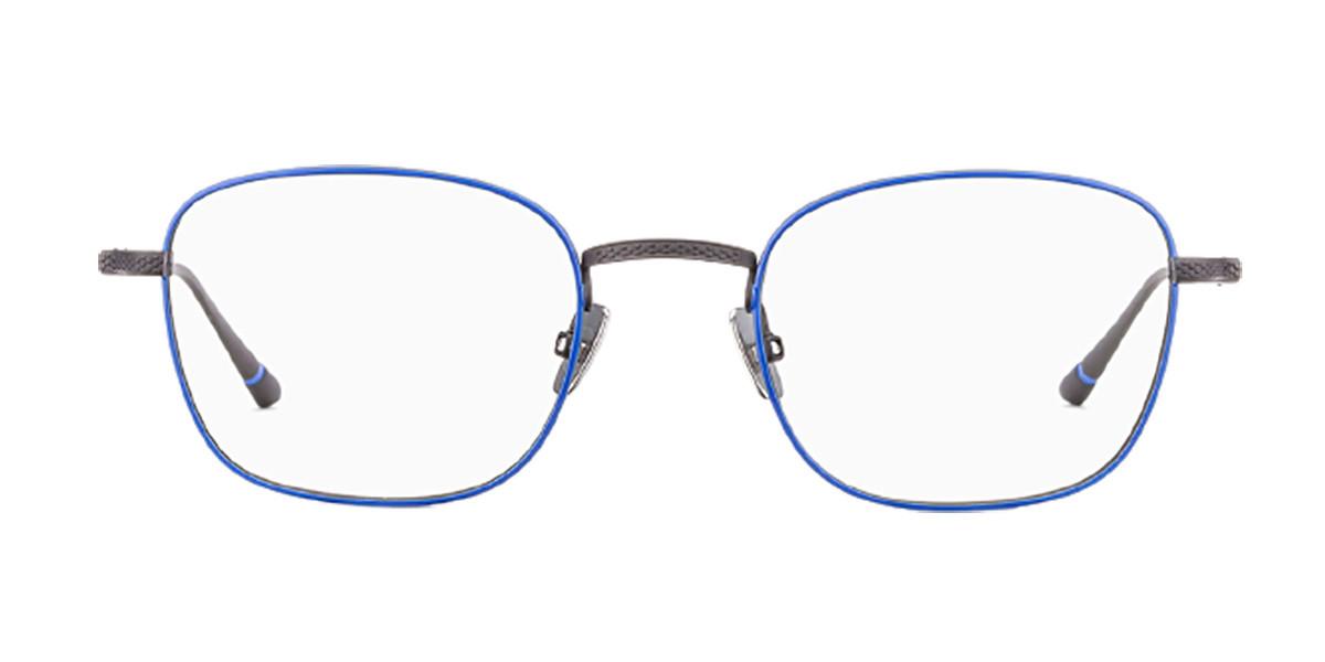 Etnia Barcelona Harrow GYBL Men's Glasses Grey Size 49 - Free Lenses - HSA/FSA Insurance - Blue Light Block Available