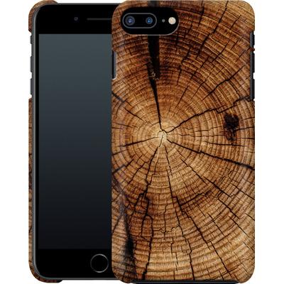 Apple iPhone 7 Plus Smartphone Huelle - Tree Rings von caseable Designs