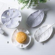 Leaf & Starfish Shaped Soap Box 1pc
