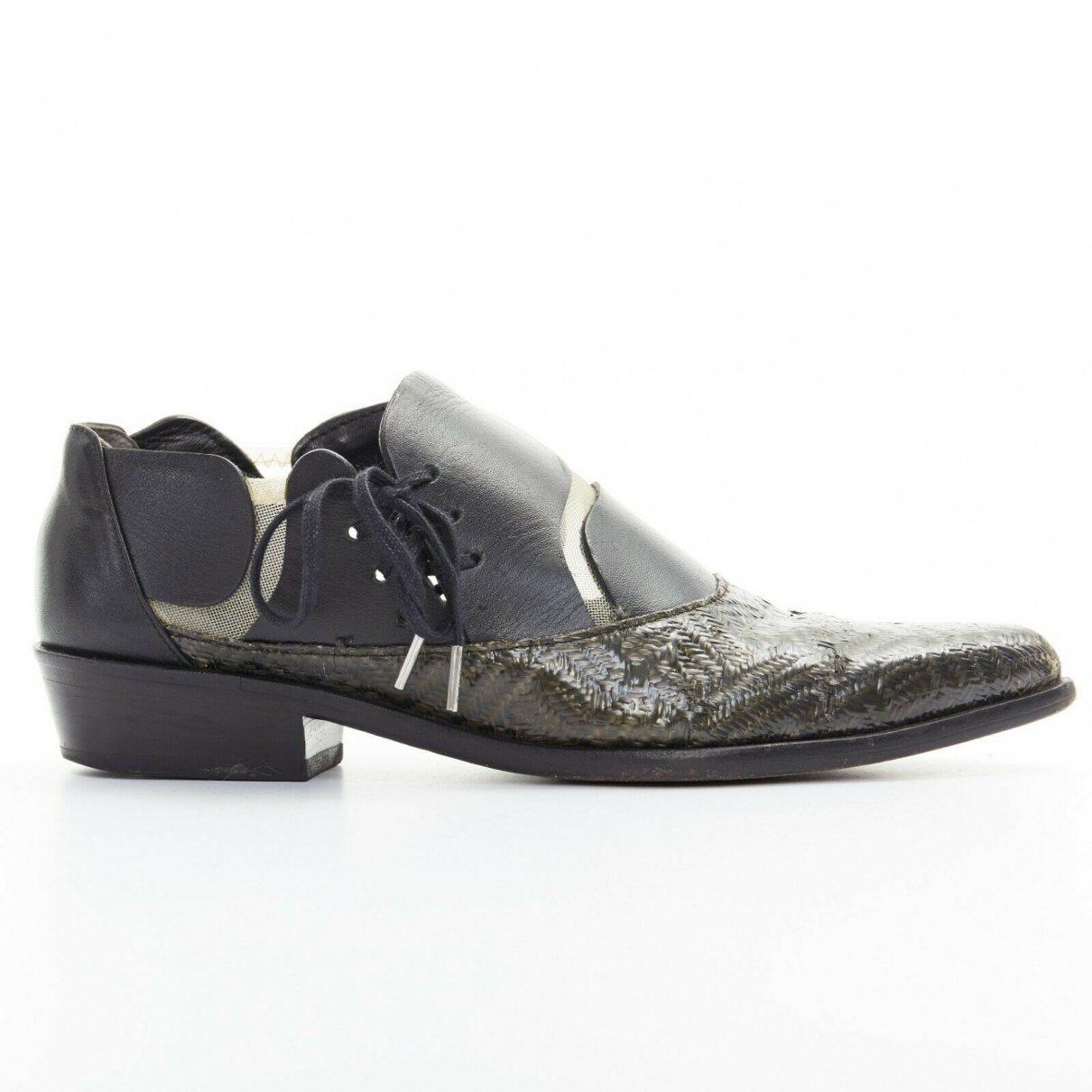 Toga Archives \N Schnuerschuhe in  Bunt Polyester