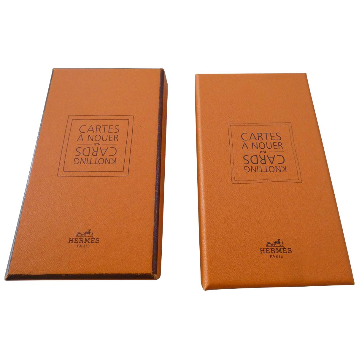 Hermes - Objets & Deco   pour lifestyle