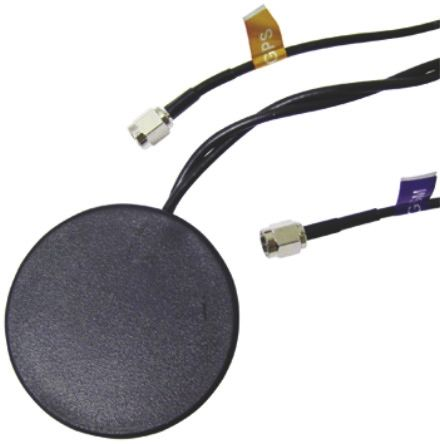 RF Solutions GPS Antenna ANT-GSMGPSPUKS SMA