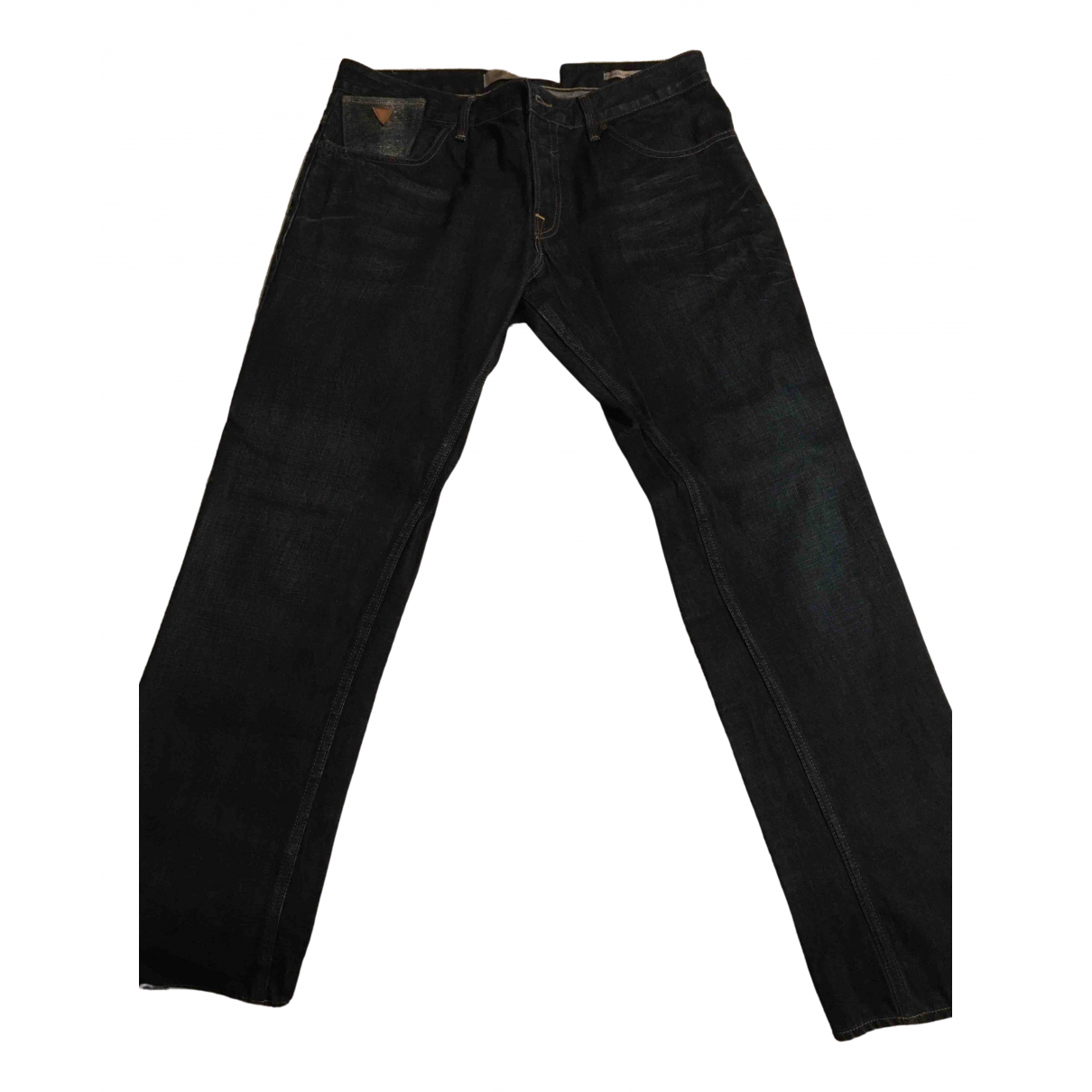 Guess \N Blue Jeans for Men 36 US