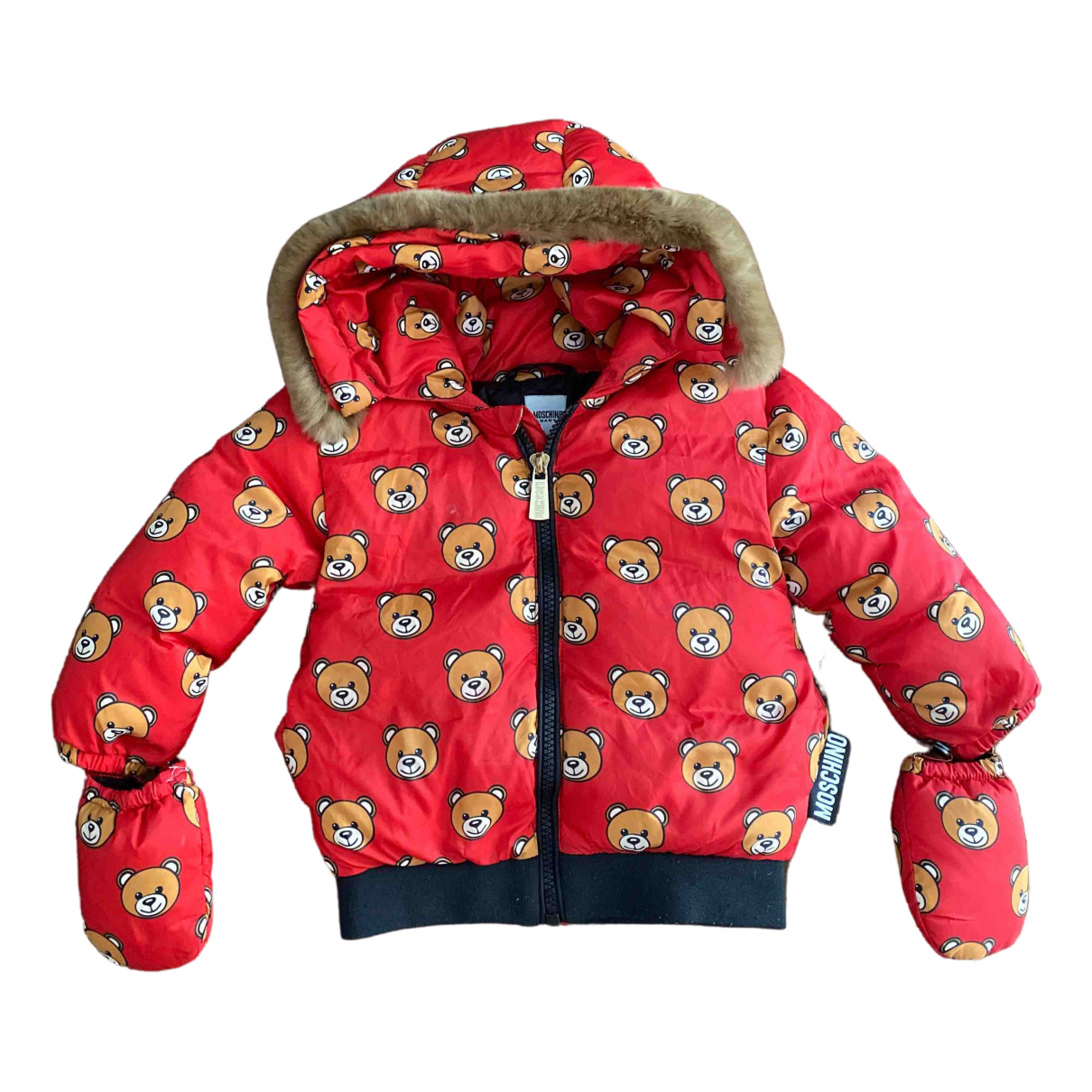 Moschino \N Red jacket & coat for Kids 12 months - up to 74cm FR