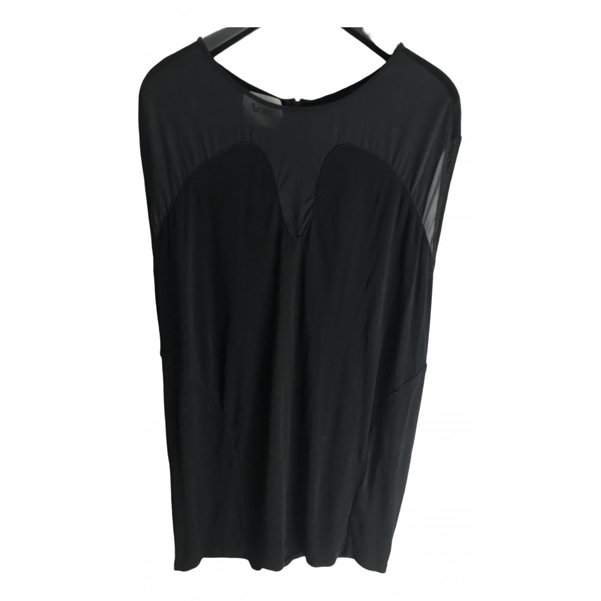 Acne Studios \N Black dress for Women L International